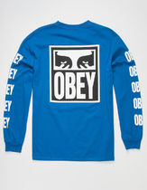 ★OBEY/オベイ★VISION OF OBEY ROYAL  Tシャツ 関税込★