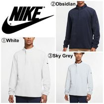 【NIKE】☆ゴルフ☆1/2-Zip Golf Top☆Nike Therma Victory