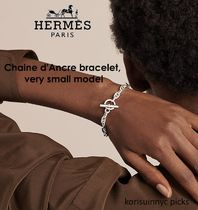 人気*Hermes*Chaine d'Ancre bracelet, very small model