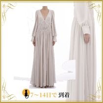 ◆送関込◆Stella McCartney Long Dress With Drapery
