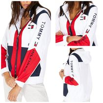 [Tommy Hilfiger]Colorblocked Zip-Up Active Jacket