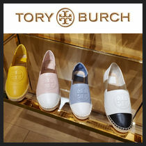[TORY BURCH] エスパドリーユ Benton Color Block