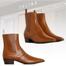 ★新作★CELINE★ANKLE BOOT WITH COVERED ELASTIC JACNO ブーツ