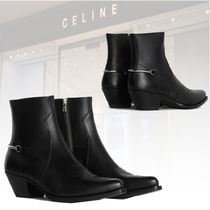 ★新作★CELINE★BERLIN CAVALRY ANKLE BOOT ベルリンブーツ