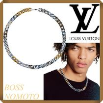 Louis Vuitton☆ COLLIER CHAINE A MAILLONS PATCHES ☆ MP2773