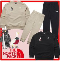 ☆大人気☆THE NORTH FACE☆K'S GRAPHIC SWEATSHIRTS EX SET☆