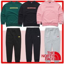 ☆大人気☆THE NORTH FACE☆K'S LOGO SWEATSHIRTS SET☆3色