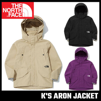 THE NORTH FACE キッズアウター 【THE NORTH FACE】K'S ARON JACKET