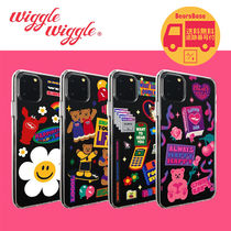 wiggle wiggle iPhone case+sticker 4set BBH109 追跡付