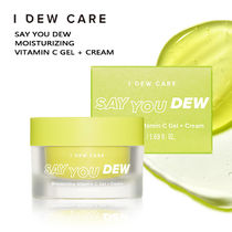 I DEW CARE(アイデューケア) 美容液・クリーム 【I DEW CARE】SAY YOU DEW ビタミンCクリーム / 追跡付