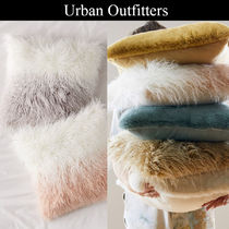 【Urban Outfitters】3色*フェイクファーピロー*クッション