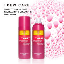 【I DEW CARE】THIRST THINGS FIRST ビタミンCミスト / 追跡付