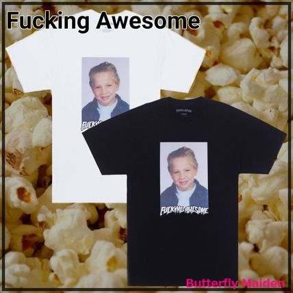 :: Fucking Awesome :: プリントシャツ Vincent Class Photo Tee
