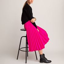 La Redoute★Pleated Maxi Skirt