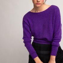 La Redoute★Boat-Neck Jumper/Sweater in Fine Knit
