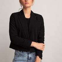 La Redoute★Straight Cut Spencer Jacket