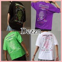 Dezzn Deprivation Tシャツ BLACK PURPLE GREEN WHITE 送料込み