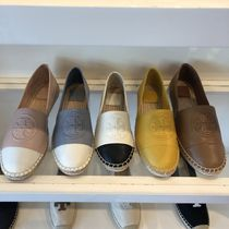 【Tory Burch】BENTON COLOR BLOCK ESPADRILLE エスパドリーユ