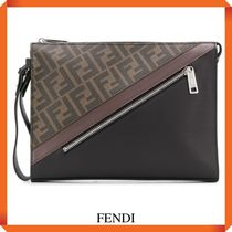 FENDI FF CLUTCH