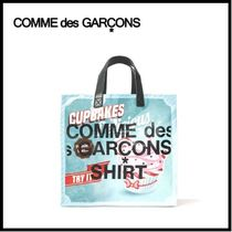 COMME DES GARCONS SHIRT Shopping Tote Bag ★トートバッグ