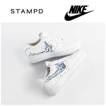 【Stampd x NIKE 】☆コラボ☆1点限定☆27cmのみ☆WAVE FORCE