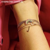 STEPHANIE GOTTLIEB(ステファニーゴットリブ) アンクレット NY発!Double WrapCharm Anklet-Necklace【STEPHANIE GOTTLIEB】