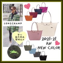 2020AW新作Longchamp*LE PLIAGE CLUB*肩掛けM