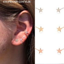 STEPHANIE GOTTLIEB(ステファニーゴットリブ) ピアス NY発!Itty Bitty Star Studs【STEPHANIE GOTTLIEB】