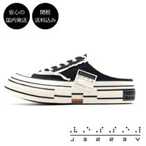 XVESSEL★ G.O.P. Slip on Black 【BTS着用ブランド】