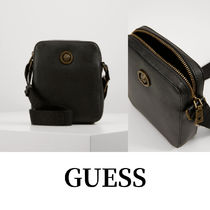 UK発★GUESS 20AW新作 KING MINI クロスボディバッグ