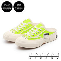 XVESSEL★ G.O.P. Slip on big green 【BTS着用ブランド】