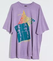 DAVID Bowie Tour T-Shirt Dress オーバーサイズ