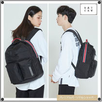 日本未入荷ROMANTIC CROWNのCEREMONY DOUBLE POUCH BACKPACK