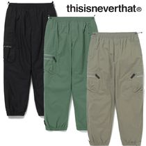 ★thisisneverthat★Side Pocket Pant 3色