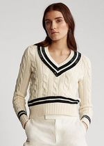 ラルフローレン Beaded Cricket Sweater