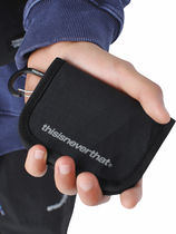[thisisneverthat] X-Pac SP Card Holder Black