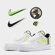 関税負担なし☆Nike Air Force 1 07 LV8 Worldwide男女OK CK6924