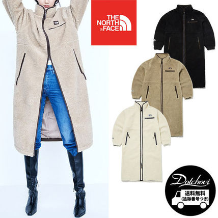 THE NORTH FACE TEDDY SHEARLING FLEECE COAT MU1418 追跡付