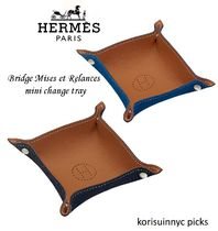 *Hermes*Bridge Mises et Relances  mini change tray トレイ