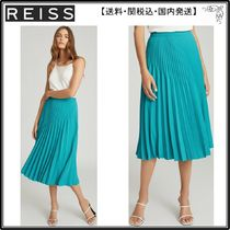【海外限定】REISS スカート☆ISADORA KNIFE PLEAT SKIRT
