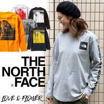 THE NORTH FACE L/S Sleeve Graphic Tee