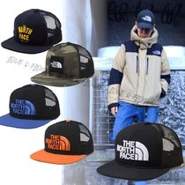 THE NORTH FACE メッセージメッシュキャップ