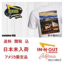 IN-N-OUT(インアンドアウト) Tシャツ・カットソー 日本未入荷☆限定品 IN-N-OUT BURGER☆2006 BEHIND THE SCENES