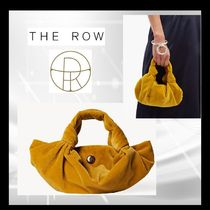 【The Row】Ascot Two Bag ベルベット♪ 残りわずか★関税込み