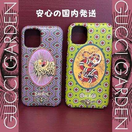 Gucci Garden iPhoneケース 限定レア! 新作 国内発送! 2色展開