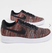 Nike Air Force 1 Flyknit 2.0 レッド スニーカー 1773240
