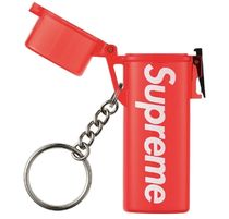 Supreme Waterproof Lighter Case Keychain (在庫あり)
