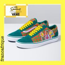 VANS x The Simpsons☆シンプソンズ☆OLD SKOOL☆MOE'S