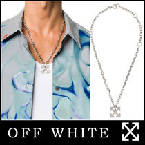 【Off-White】Arrowモチーフ ペンダント ネックレス208OF★137