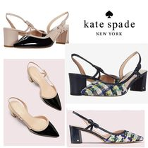 Kate Spade adelaideパンプス midge bow pumps